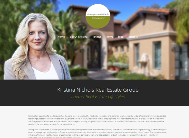 Kristina Nichols Real Estate Group
